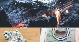 12 Creative Ways to Reuse Aluminum Foil