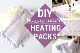How To Make Reusable Rice Heat Packs