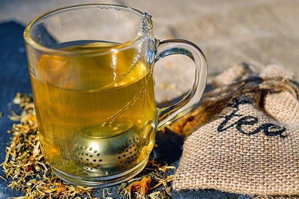dandelion root tea