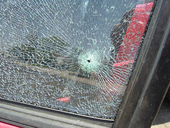 Repair A Windscreen before the glass shatters