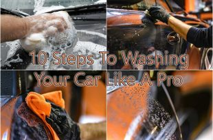 10 Steps To Washing Your Car Like A Pro