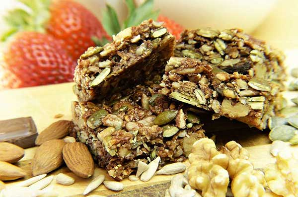 Granola or power bars