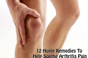 12 Home Remedies To Help Soothe Arthritis Pain