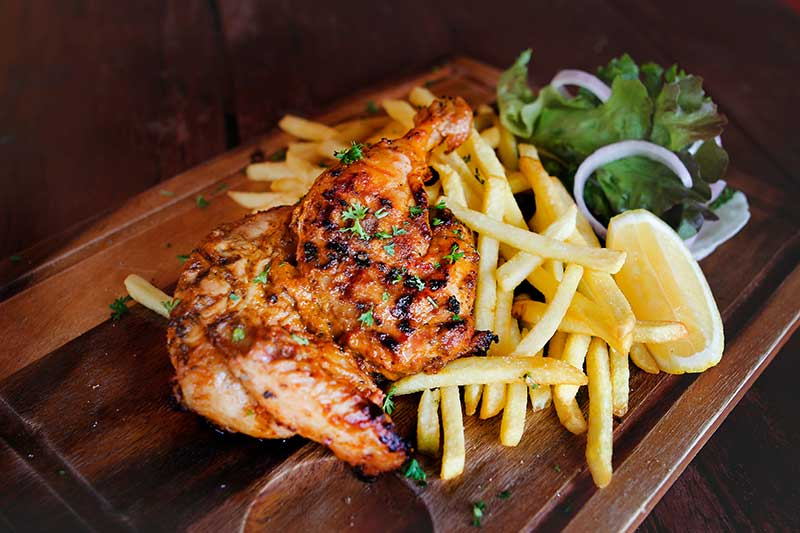 Chicken Peri Peri Recipe