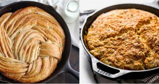 11 Impressive Skillet Bread Recipes