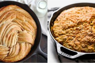 11 Impressive Skillet Bread Recipes