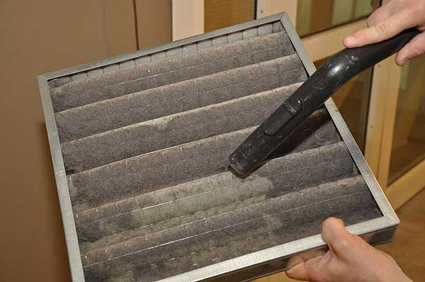 Clean or Change Filters