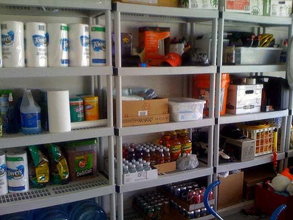 Organize Garage and Basement