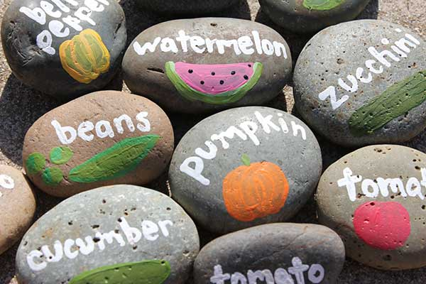 Rock Markers