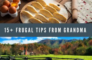 Frugal Tips from Grandma