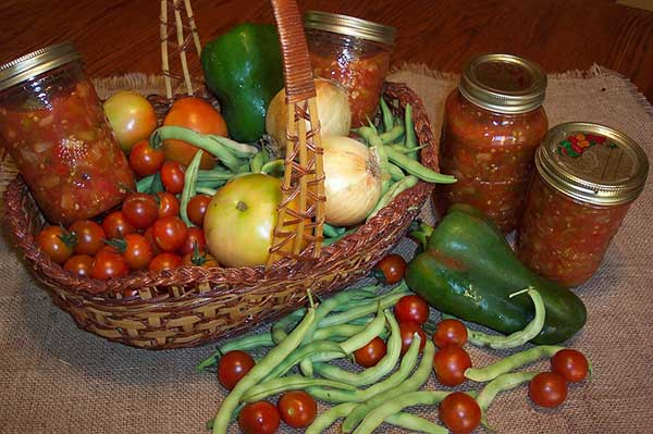 Preserve Your Harvest
