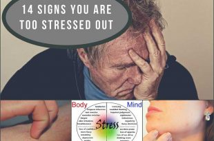 14 Signs You are Too Stressed Out
