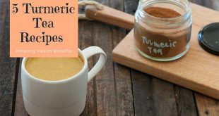 5 Turmeric Tea Recipes