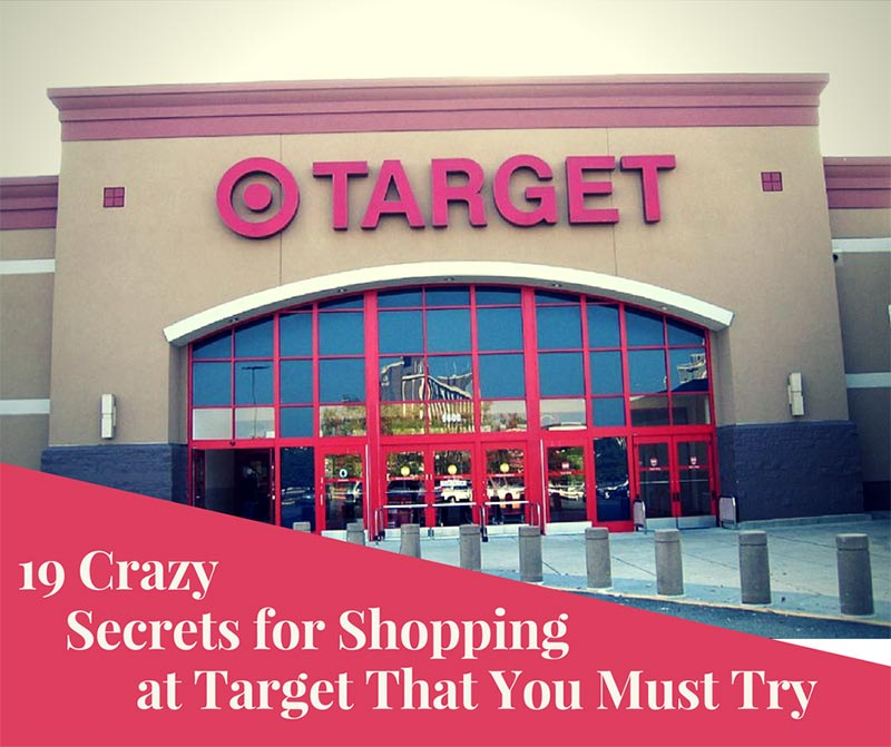 19 Crazy Secrets for Shopping at Target That You Must Try