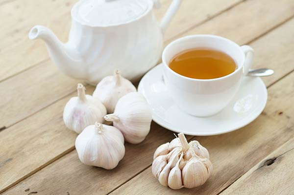Garlic-Tea