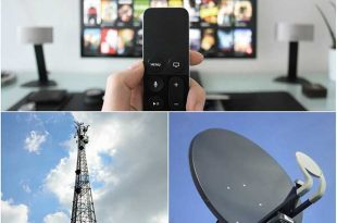Get Free TV with a $5 DIY HDTV Antenna
