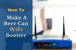 How To Make A Beer Can WiFi Booster