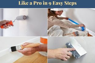 How to Paint a Room Like a Pro in 9 Easy Steps