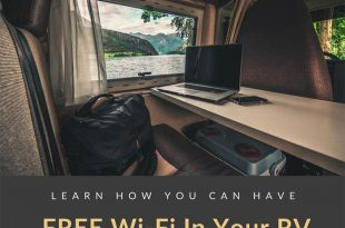 Learn How You Can Have FREE Wi-Fi In Your RV