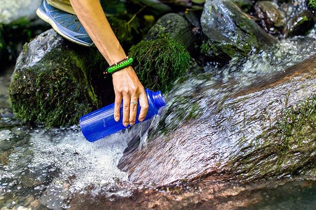 find a stream