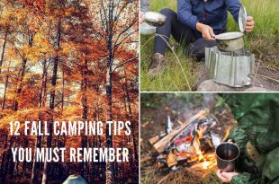12 Fall Camping Tips You Must Remember