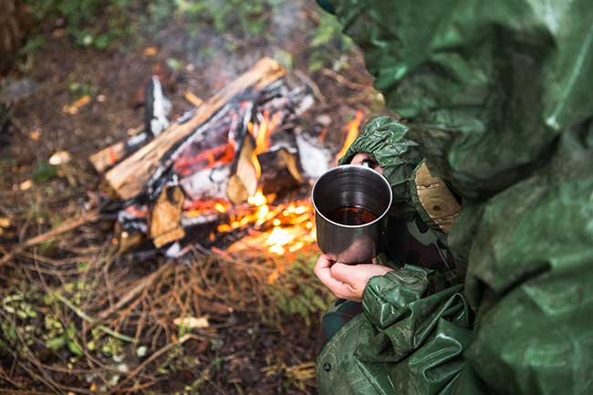 Enjoy The Campfire