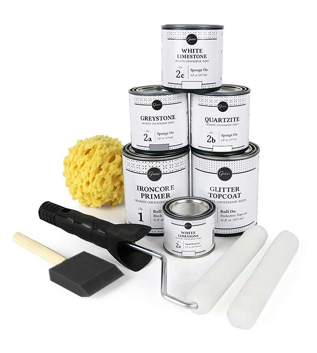countertop painting kits