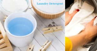 homemade Super-Concentrated Laundry Detergent