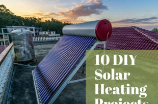 10 Solar Heating Projects