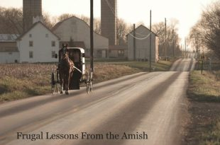 Frugal Lessons From the Amish