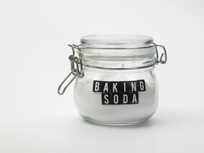 Baking Soda Jars