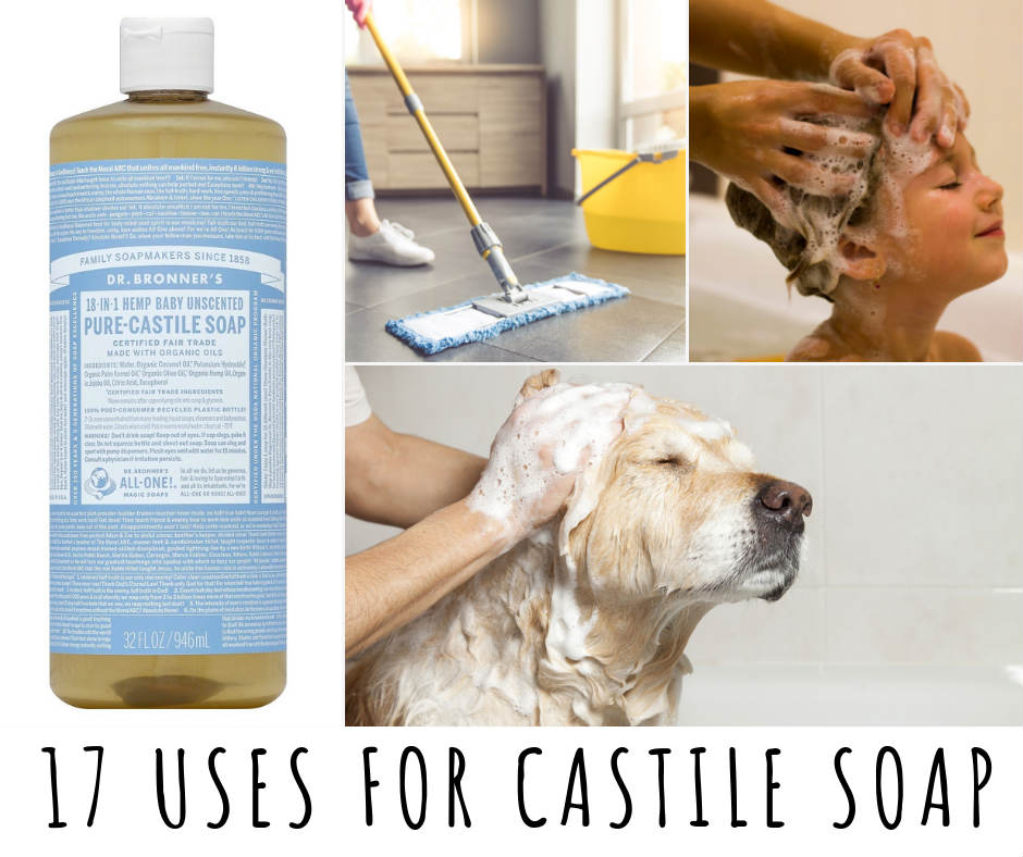 17 Uses for Castile Soap