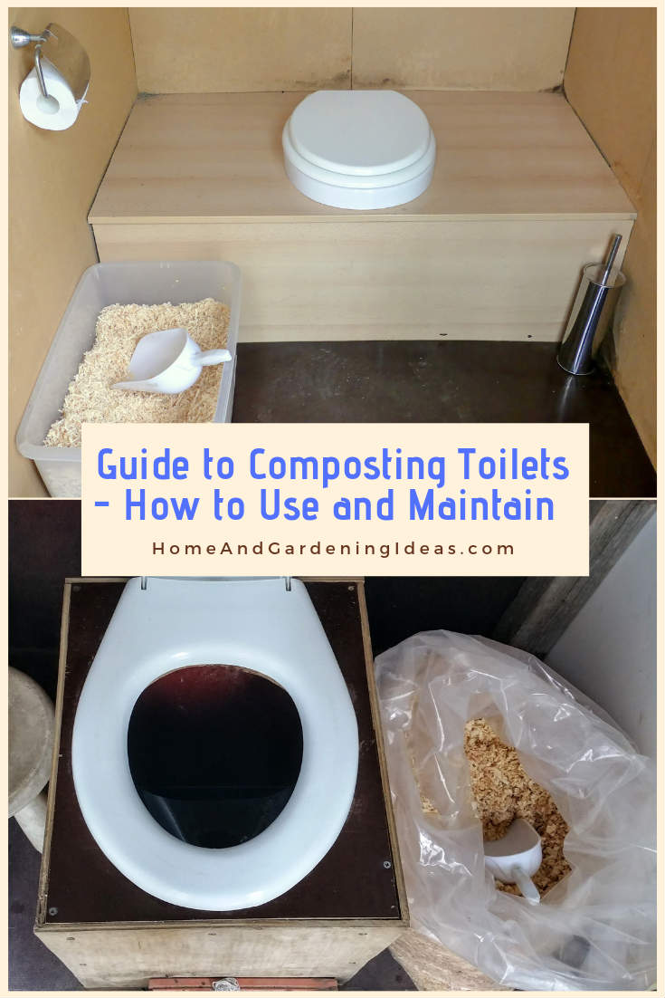 Guide to Composting Toilets - How to Use and Maintain