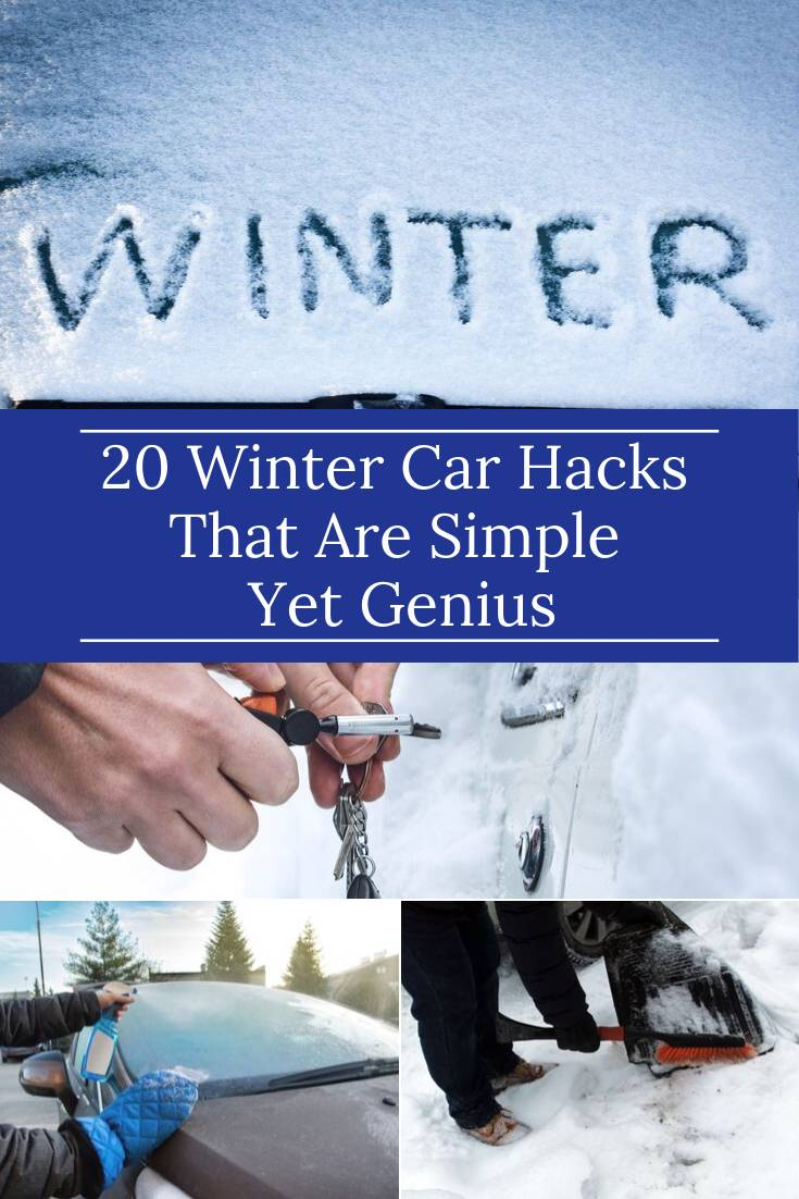 20 Winter Car Hacks