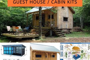 Top 3 Amazon Backyard Guest House or Cabin Kits