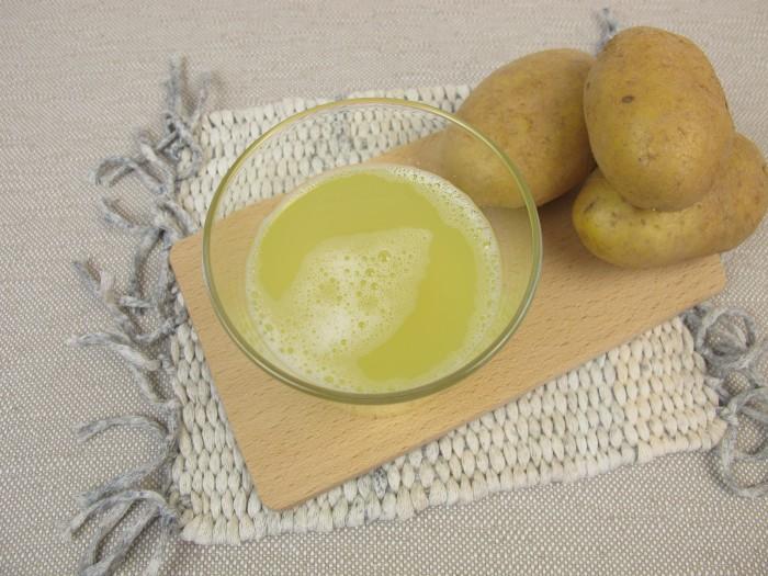 Potato Skins juice