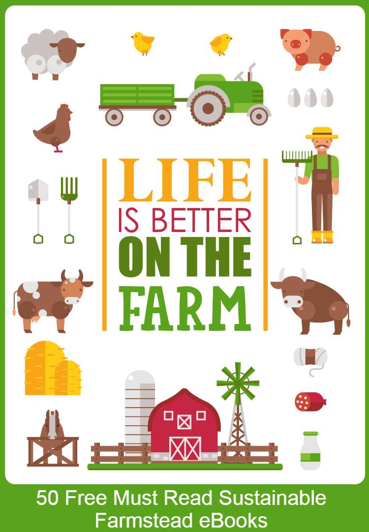 50 Free Must Read Sustainable Farmstead eBooks